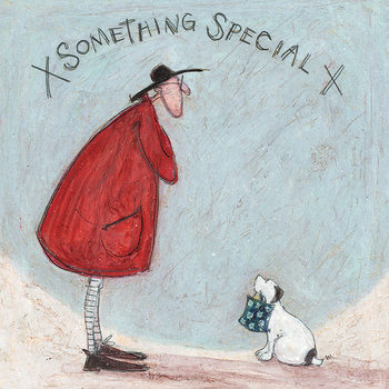 Canvas Print Sam Toft - Something Special
