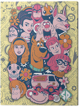 Scoob! - Groovy Canvas Print