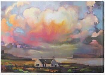 Canvas Print Scott Naismith - Duirinish Skye