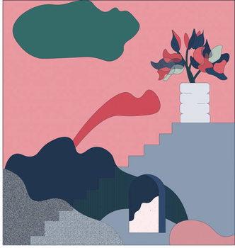 Serenity, 2018, Canvas Print