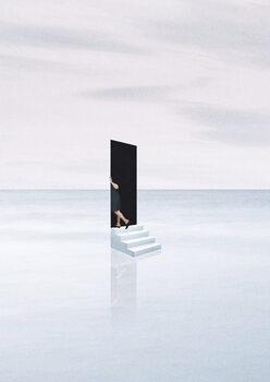 Canvas Print Silent escape