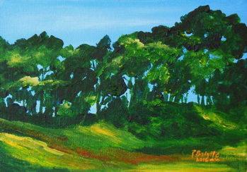 Soubois in Marmelade, 2016 Canvas Print