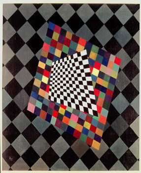 Canvas Print Square, 1927