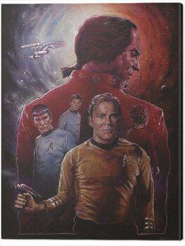 Canvas Print Star Trek - Space Seed - 50th Anniversary