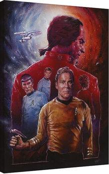 Star Trek: Space Seed - 50th Anniversary Canvas Print