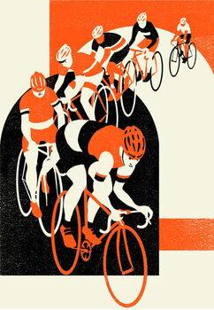 Stelvio, 2012 Canvas Print