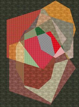 Canvas Print Stones,2019,