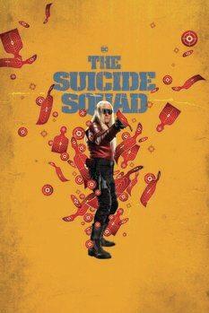 Canvas Print Suicide Squad 2 - Savant