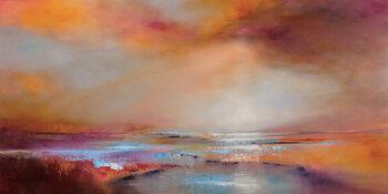 Canvas Print Sunlight