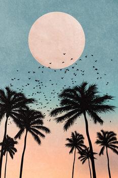 Canvas Print Sunrise