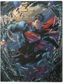 Canvas Print Superman - Unchained