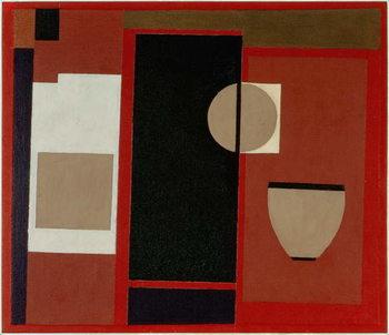 Tantris, No 12, 1984 Canvas Print