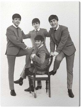 Canvas Print The Beatles - Chair