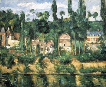 Canvas Print The Chateau de Medan