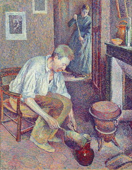 The Coffee, 1892 Canvas Print