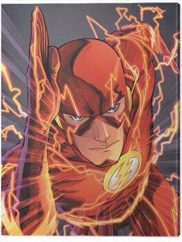 Canvas Print The Flash