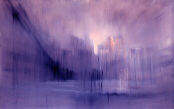 Canvas Print the foggy dew