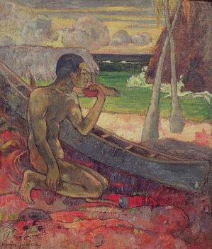 The Poor Fisherman, 1896 Canvas Print