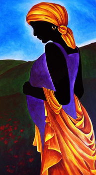 The Waiting, 2008 Canvas Print