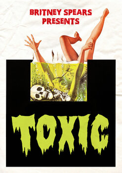 Canvas Print toxic