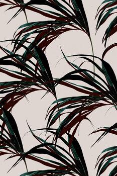 Canvas Print Tropical #7
