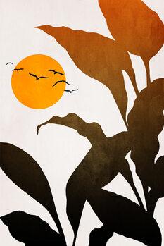Canvas Print Tropical Paradise