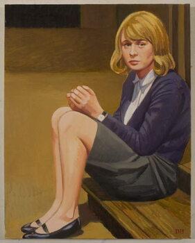 Upper Fifth Canvas Print