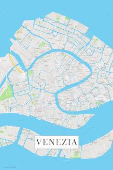 Canvas Print Venezia color
