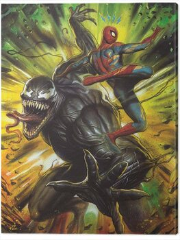 Canvas Print Venom - Explosive