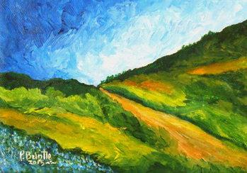 Vers Marmelade, 2015 Canvas Print