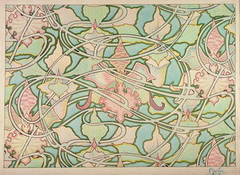 Canvas Print Wallpaper design