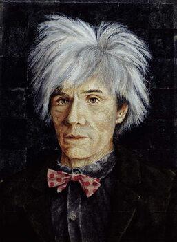 Warhol (1926-87) Canvas Print