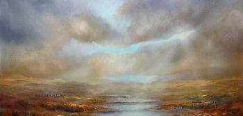 Wideness Canvas Print