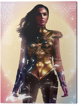 Canvas Print Wonder Woman 1984 - Tranquil Contemplation