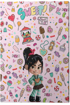 Canvas Print Wreck-It Ralph - Von Sweet