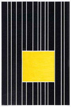 Yellow Box Self-Storage Canvas Print