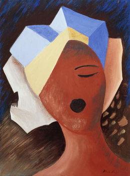 Zoe Chante I, 1993 Canvas Print