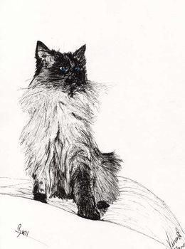 Baby, 2008, Canvas Print