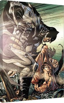 Batman - Interrogate Canvas Print