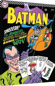 Batman - The Riddlers Canvas Print