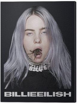 Billie Eilish - Spider Canvas Print