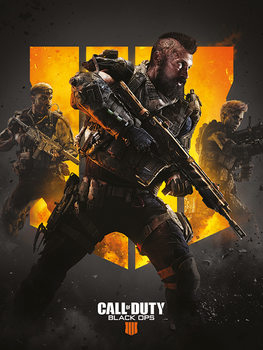Call of Duty: Black Ops 4 - Trio Canvas Print