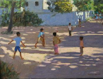 Cochin Canvas Print