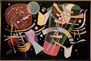 Composition X, 1939 Canvas Print