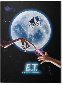 ET - One Sheet Canvas Print