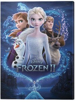 Frozen 2 - Magic Canvas Print