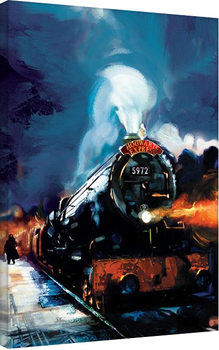 Harry Potter - Hogwarts Express Canvas Print