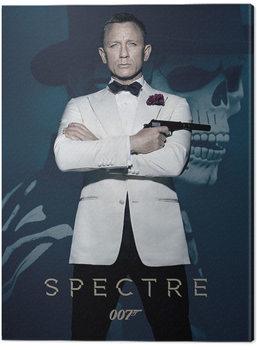 James Bond - Spectre Canvas Print