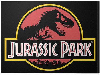 Jurassic Park - Classic Logo Canvas Print
