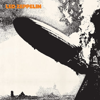 Led Zeppelin - Led Zeppelin I Canvas Print